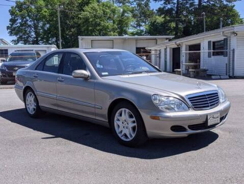 2006 Mercedes-Benz S-Class for sale at Best Used Cars Inc in Mount Olive NC