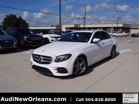 2017 Mercedes-Benz E-Class for sale at Metairie Preowned Superstore in Metairie LA