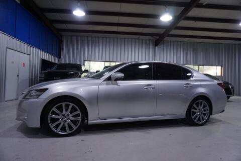 2015 Lexus GS 350 for sale at SOUTHWEST AUTO CENTER INC in Houston TX