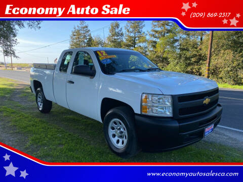 2012 Chevrolet Silverado 1500 for sale at Economy Auto Sale in Modesto CA