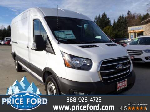 2020 Ford Transit Cargo for sale at Price Ford Lincoln in Port Angeles WA