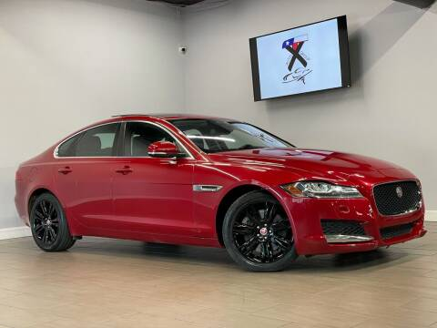 2016 Jaguar XF for sale at TX Auto Group in Houston TX