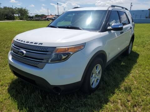 2013 Ford Explorer for sale at VC Auto Sales in Miami FL