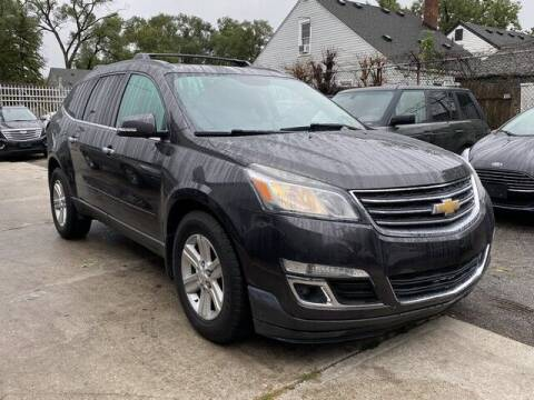 2013 Chevrolet Traverse for sale at SOUTHFIELD QUALITY CARS in Detroit MI