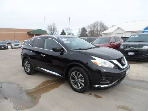 2016 Nissan Murano for sale at America Auto Inc in South Sioux City NE