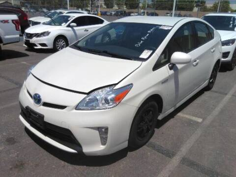 2015 Toyota Prius for sale at Shamrock Group LLC #1 in Pleasant Grove UT
