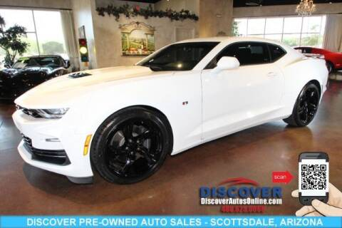2020 Chevrolet Camaro for sale at Discover Pre-Owned Auto Sales in Scottsdale AZ