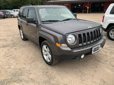 2017 Jeep Patriot for sale at CAR CORNER in Van Buren AR