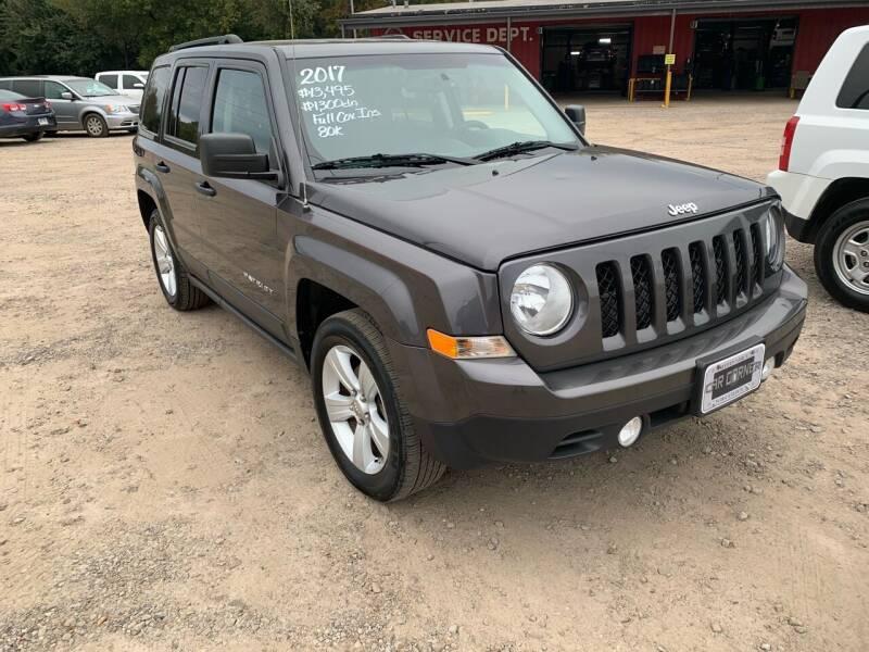 2017 Jeep Patriot for sale at CAR CORNER in Van Buren AR