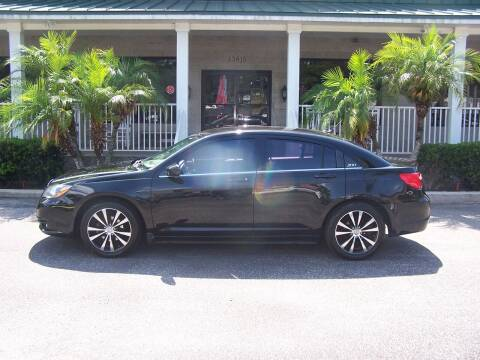 2014 Chrysler 200 for sale at Thomas Auto Mart Inc in Dade City FL