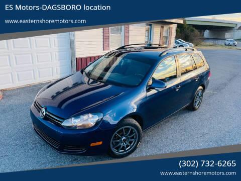 2013 Volkswagen Jetta for sale at ES Motors-DAGSBORO location in Dagsboro DE