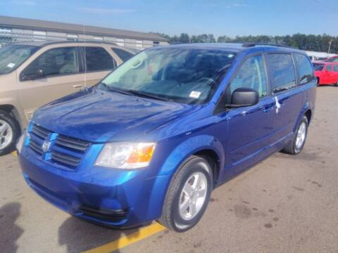 2010 Dodge Grand Caravan for sale at Davidson Auto Deals in Syracuse IN