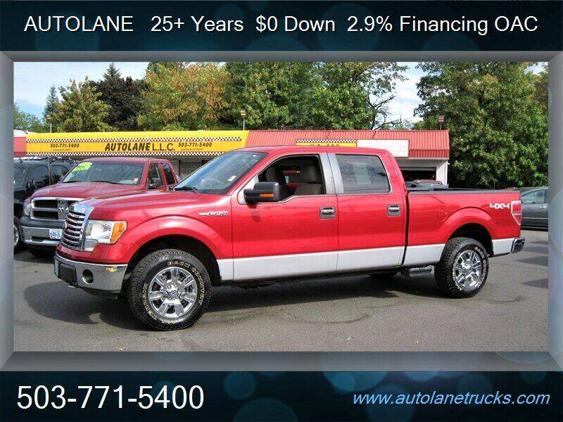 2010 Ford F-150 for sale at Auto Lane in Portland OR