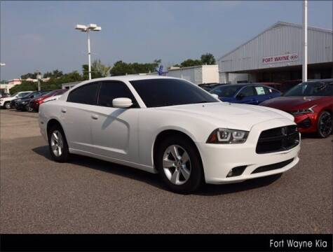 2014 Dodge Charger for sale at BOB ROHRMAN FORT WAYNE TOYOTA in Fort Wayne IN