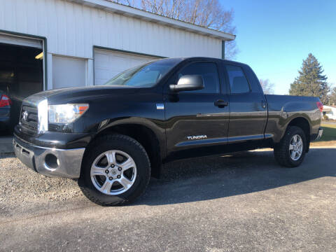 2008 Toyota Tundra for sale at Purpose Driven Motors in Sidney OH