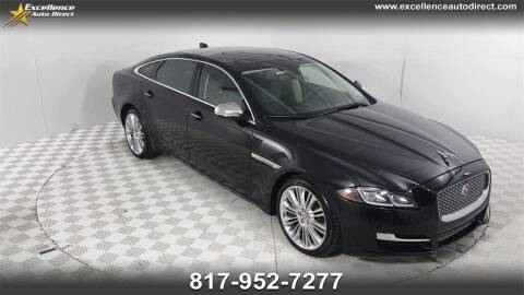 2016 Jaguar XJL for sale at Excellence Auto Direct in Euless TX