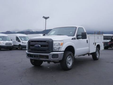 2014 Ford F-350 Super Duty for sale at Lakeside Auto Brokers in Colorado Springs CO