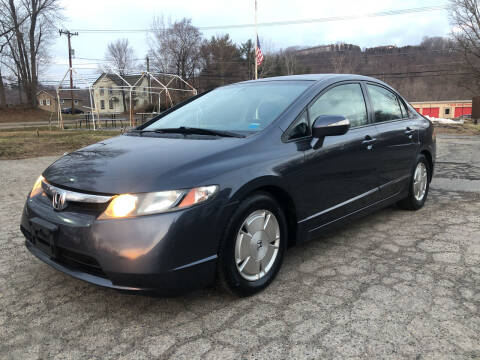 2008 Honda Civic for sale at Used Cars 4 You in Serving NY