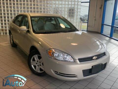 2008 Chevrolet Impala for sale at iAuto in Cincinnati OH