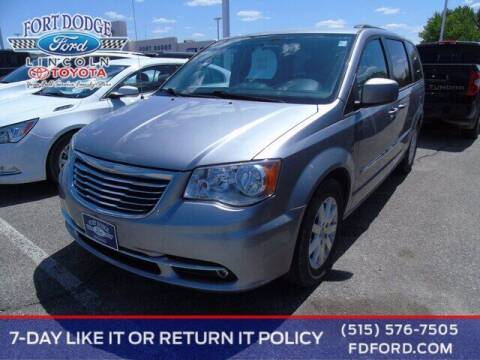 2015 Chrysler Town and Country for sale at Fort Dodge Ford Lincoln Toyota in Fort Dodge IA