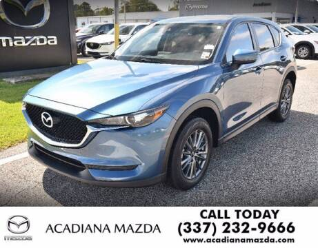 2017 Mazda CX-5 for sale at Acadiana Automotive Group in Lafayette LA