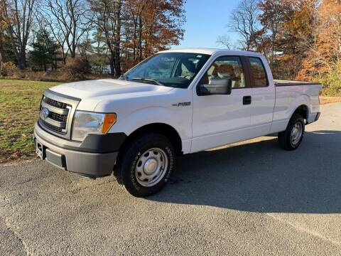 2013 Ford F-150 for sale at Elite Pre-Owned Auto in Peabody MA