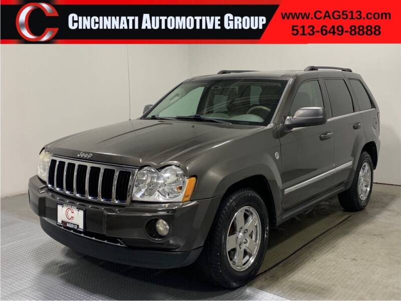 2006 Jeep Grand Cherokee for sale at Cincinnati Automotive Group in Lebanon OH