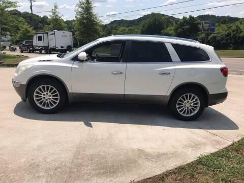 2011 Buick Enclave for sale at HIGHWAY 12 MOTORSPORTS in Nashville TN