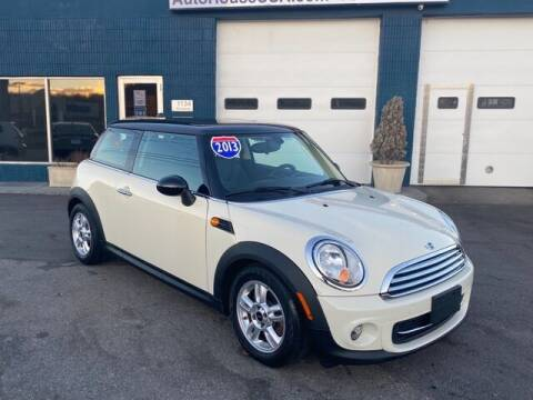 2013 MINI Hardtop for sale at Saugus Auto Mall in Saugus MA