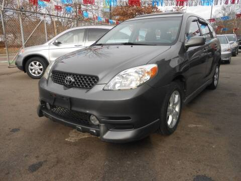 2004 Toyota Matrix for sale at N H AUTO WHOLESALERS in Roslindale MA