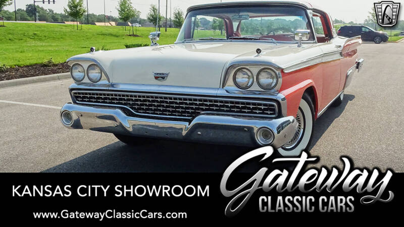 1959 Ford Galaxie for sale in Olathe, KS