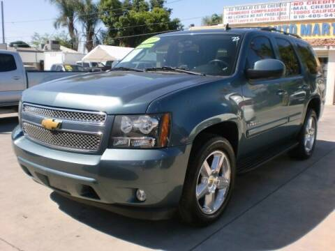 2009 Chevrolet Tahoe for sale at Williams Auto Mart Inc in Pacoima CA