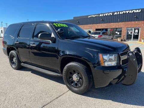 2013 Chevrolet Tahoe for sale at Motor City Auto Auction in Fraser MI