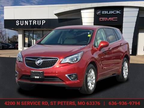 2020 Buick Envision for sale at SUNTRUP BUICK GMC in Saint Peters MO