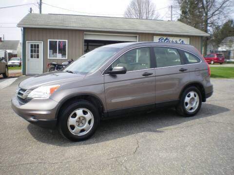 2011 Honda CR-V for sale at Starrs Used Cars Inc in Barnesville OH