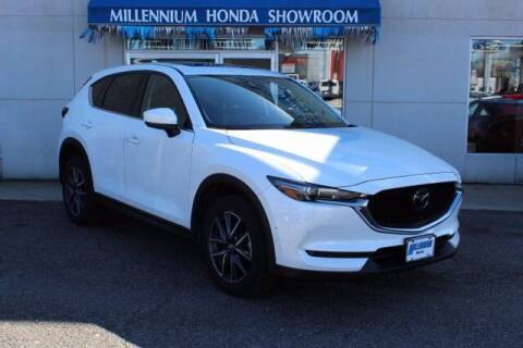 2018 Mazda CX-5 for sale at MILLENNIUM HONDA in Hempstead NY