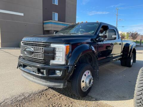 2018 Ford F-450 Super Duty for sale at Truck Buyers in Magrath AB