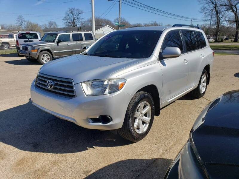 2008 Toyota Highlander for sale at Jims Auto Sales in Muskegon MI