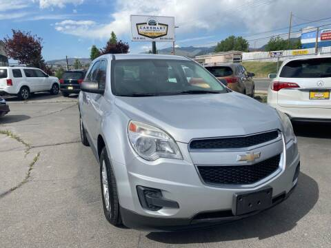 2013 Chevrolet Equinox for sale at CarSmart Auto Group in Murray UT