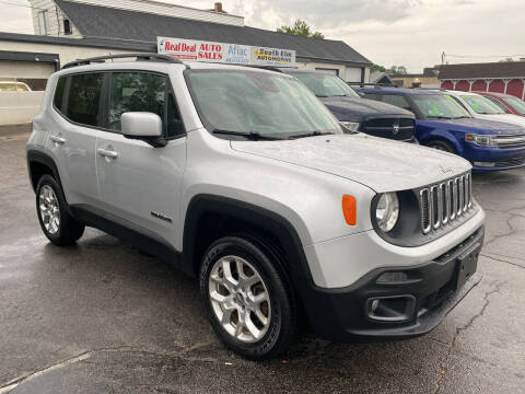 2015 Jeep Renegade for sale at Real Deal Auto Sales in Manchester NH