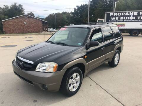 2004 Mazda Tribute for sale at INTERNATIONAL AUTO SALES LLC in Latrobe PA
