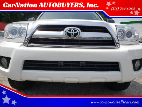 2007 Toyota 4Runner for sale at CarNation AUTOBUYERS, Inc. in Rockville Centre NY