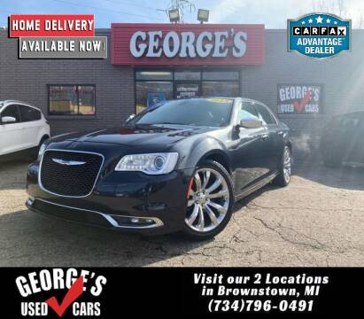 2018 Chrysler 300 for sale at George's Used Cars - Telegraph in Brownstown MI