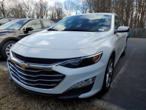 2020 Chevrolet Malibu for sale at Impex Auto Sales in Greensboro NC