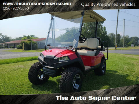 2015 Yamaha GolfCart for sale at The Auto Super Center in Centre AL