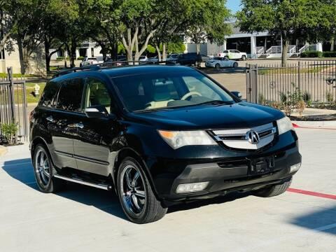 2007 Acura MDX for sale at Texas Drive Auto in Dallas TX