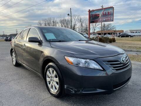 2009 Toyota Camry Hybrid for sale at Albi Auto Sales LLC in Louisville KY