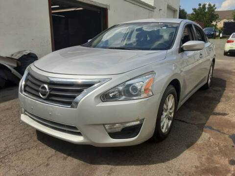 2014 Nissan Altima for sale at Jay's Automotive in Westfield NJ