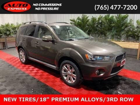 2011 Mitsubishi Outlander for sale at Auto Express in Lafayette IN