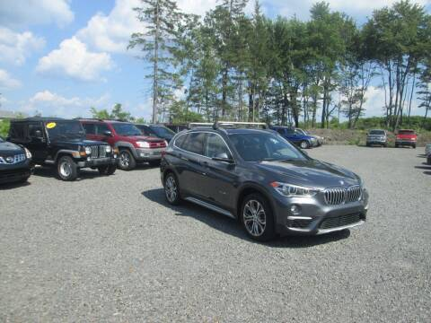 2016 BMW X1 for sale at Small Town Auto Sales in Hazleton PA